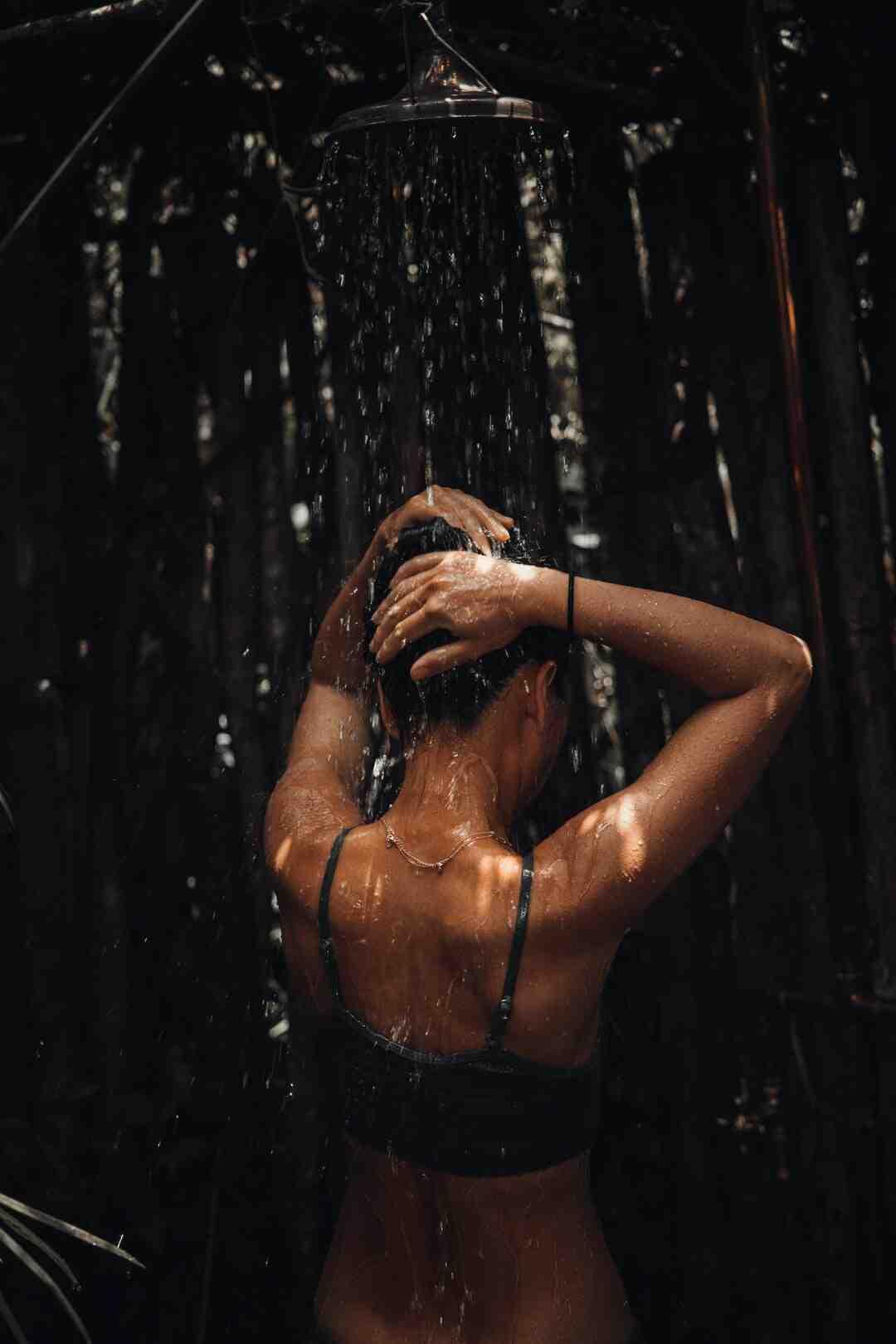 Comment nettoyer votre douche