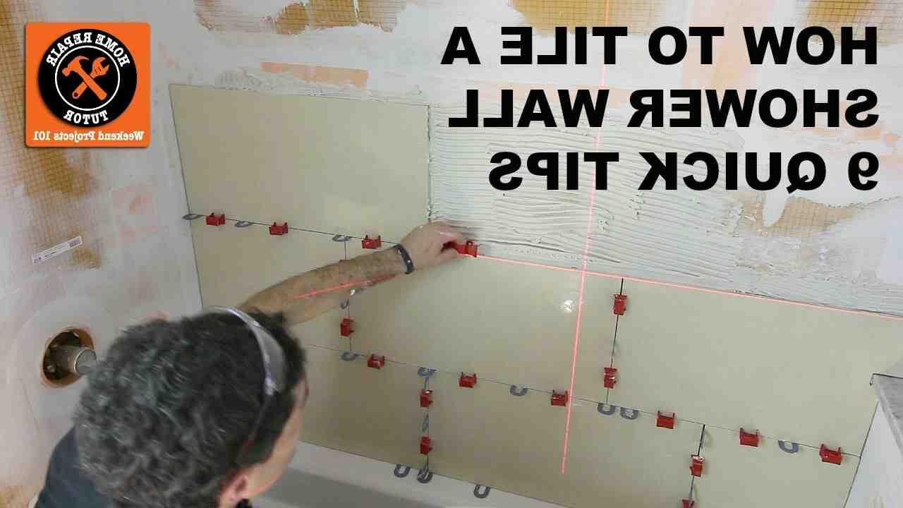 Comment carreler un mur